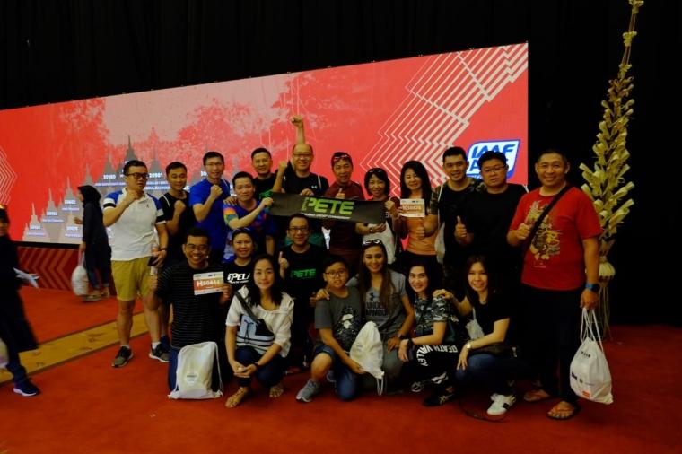 Borobudur Marathon Berbenah Menuju World Major Marathon