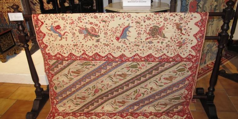 Batik Peranakan Tionghoa dalam Kebhinekaan Indonesia