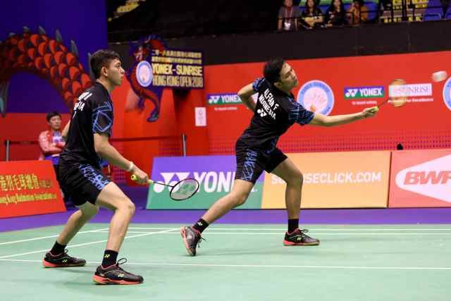Pemain Lapis Kedua Indonesia Mendominasi Babak Perempat Final Syed Modi International Badminton Championships 2018