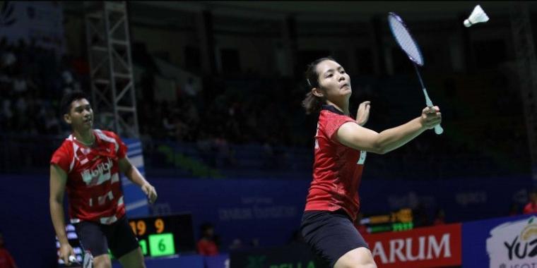 Pemain Lapis Kedua Indonesia Masih Bertahan di Babak Semifinal Syed Modi International Badminton Championships 2018