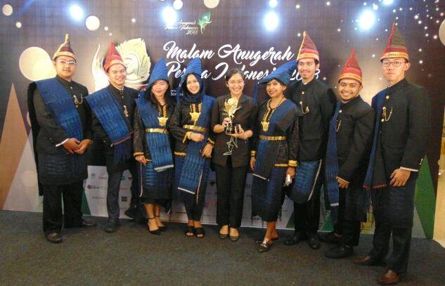Yuhu, Sumsel Juara Umum Anugrah Pesona Indonesia Tahun Ini