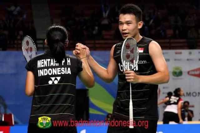 Dua Wakil Indonesia Lolos ke Babak Final Syed Modi International Badminton Championships 2018