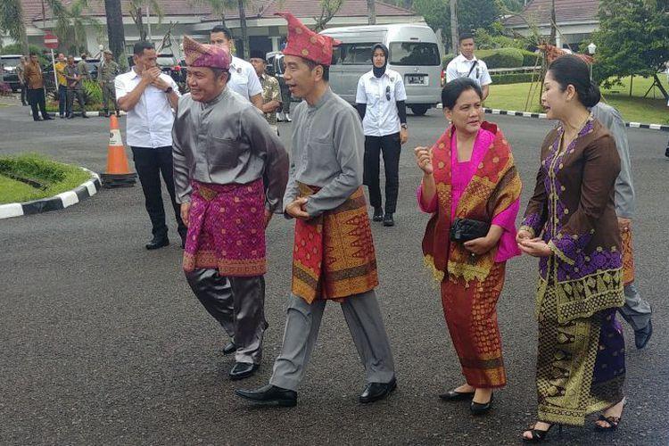 Elektabilitas 37 Persen, Jokowi Cium Aroma Kekalahan?