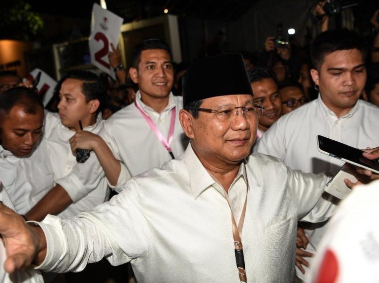 Prabowo Menghitung Hari Menuju 2 Desember