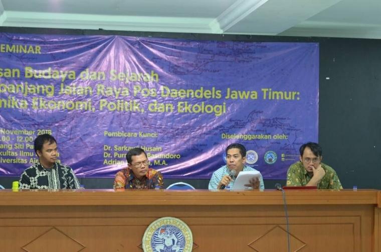 De Grote Postweg: Kontribusi Daendels dalam Pembangunan Jalan Raya di Tanah Jawa