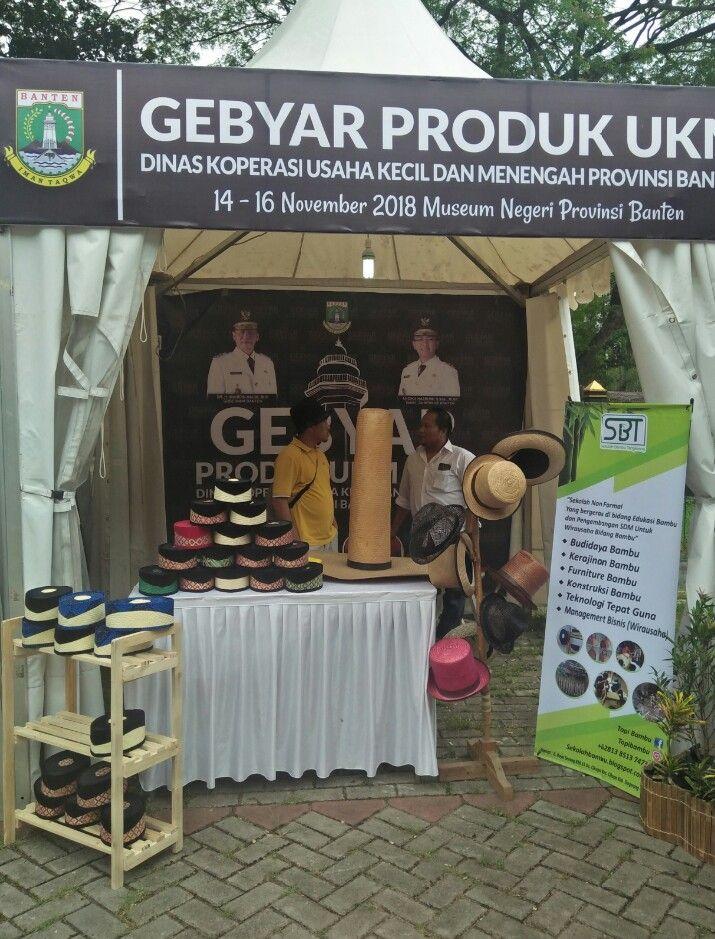 UMKM Bambu Craft Giatkan Ekonomi Kreatif untuk Indonesia