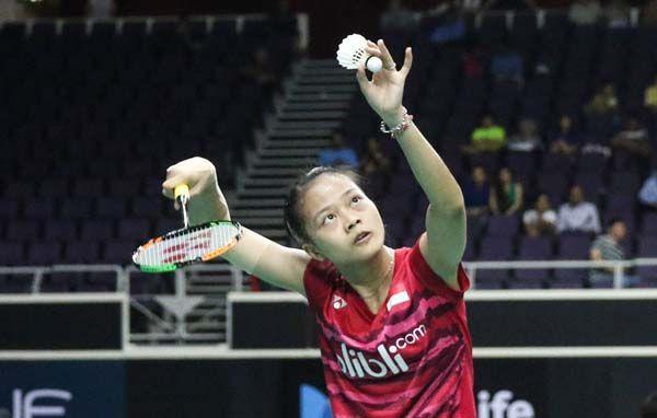 Pemain Indonesia Lolos ke Perempat Final untuk Semua Sektor di Gwangju Korea Masters 2018