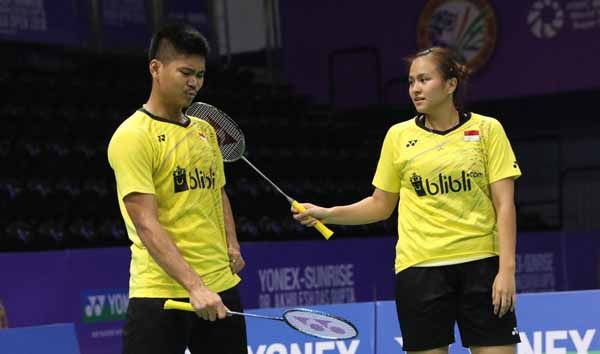 Pemain Indonesia Gugur di Gwangju Korea Masters 2018