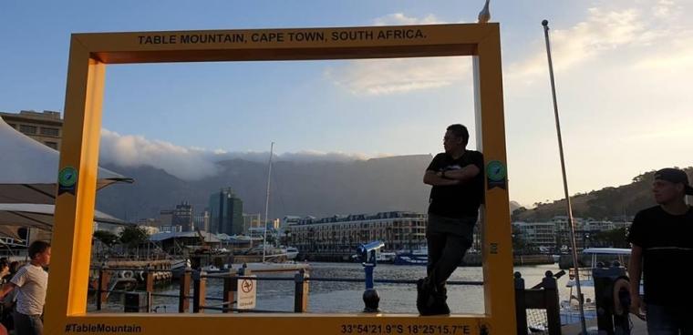 Berkunjung Ke Cape Town, Mewujudkan Impian yang Terpendam