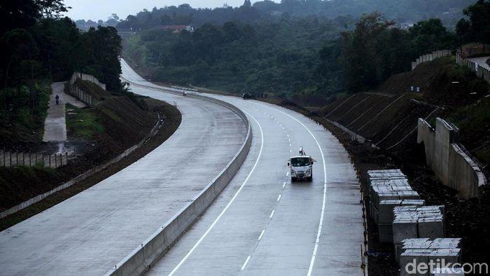 Tol Bocimi Diresmikan, Transportasi Umum Bogor-Sukabumi Belum Memadai