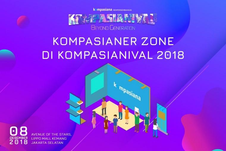 Kompasianer, Yuk Kita Piknik di Kompasianival 2018!
