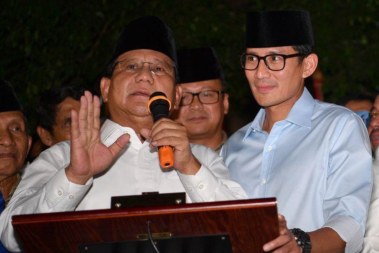 Efektifkah Kampanye Hiperbola Prabowo-Sandi?