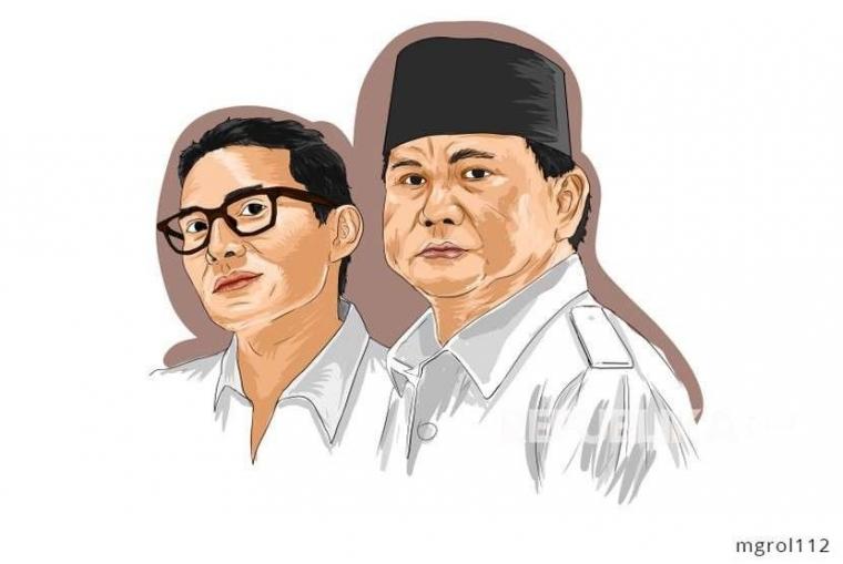 "Pernyataan ""Bohong"" dan Handicap Kepemimpinan Prabowo-Sandi Masa Depan"