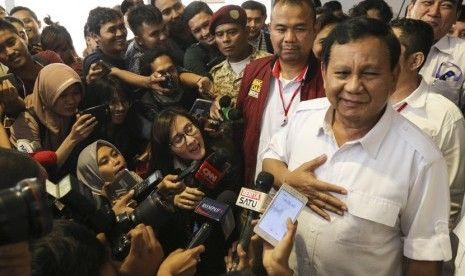 Prabowo Memang Marah, Kami Rakyatpun Juga Marah Saat Media Menjadi Antek Penghancur NKRI