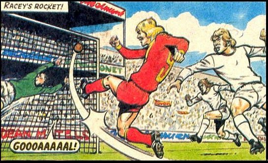 """Roy of the Rovers"" Komik Sepak Bola yang Lebih Tua Dibanding ""Captain Tsubasa"""