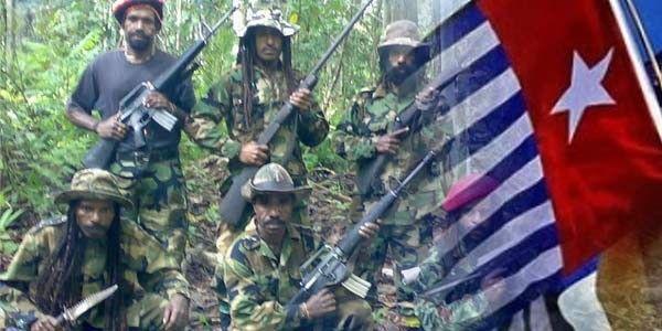 Teror KKB Ancam Trans Papua Mangkrak