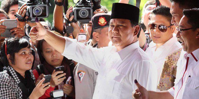 Reuni Demi Prabowo, Media Jadi Pendosa