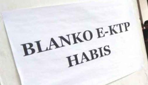 Jual Beli Blanko E-KTP, Jual Beli Kedaulatan