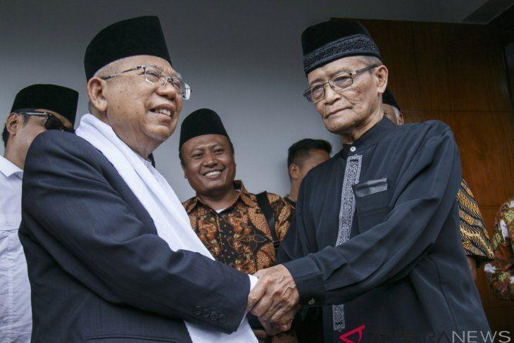 Bagaimana Dua Ulama Sepuh NU dan Muhammadiyah Memandang Tuduhan Jokowi Anti Islam?