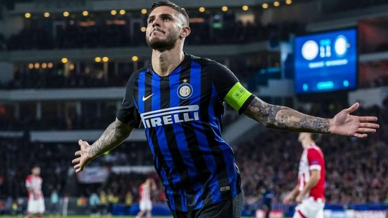 Bersama Inter, Mauro Icardi Siap Jebol Gawang Juventus di Allianz Stadium