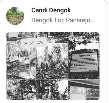 Situs Candi Dengok, Peninggalan Kerajaan Majapahit di Gunungkidul
