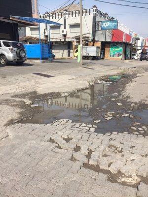 Menanti Realisasi Perbaikan Jalan Telaga Mas Raya oleh Pemkot Semarang