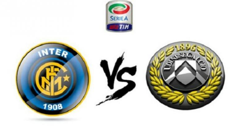Inter Milan Bakal Posisinya Kontra Udinese