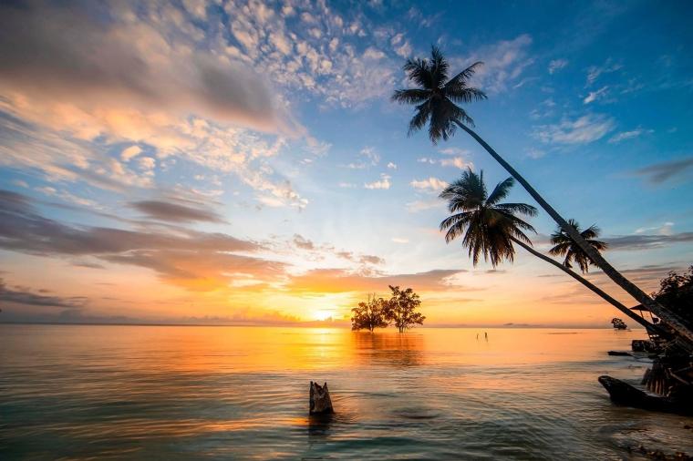 Puisi | Matahari Menerangi Pendarnya Renggang