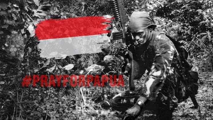 Jokowi Target Teror Pembantaian di Nduga Papua
