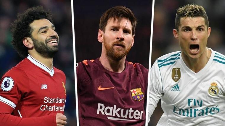 Mohamed Salah dan Bagaimana Seharusnya Kita Menilai Messi dan Ronaldo