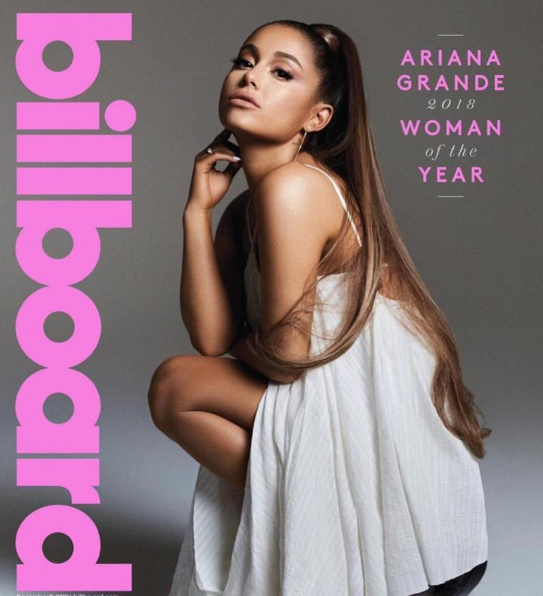 Ariana Grande: Billboard's Woman of The Year