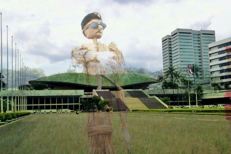 Orang-orangan Senayan