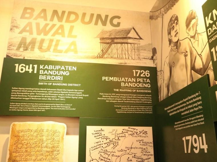 [Foto] Menanti Museum Milenial Kota Bandung
