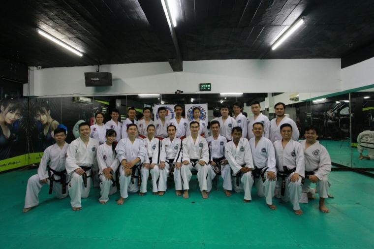 """""""The Real Taekwondo"""""""