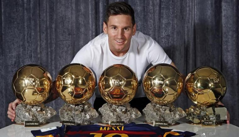 Konspirasi Ballon d'Or 2018