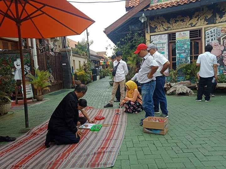 Kampoeng Batik di Kota Semarang, Wisata Belajar Mbatik yang Unik