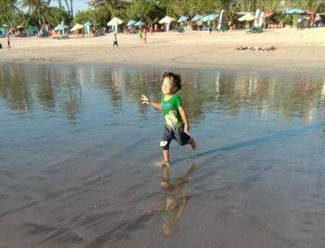 Anakku, Samudera...