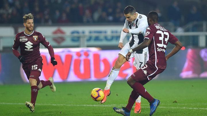 """Serie A Sesudah """"Derby della Mole"""""""
