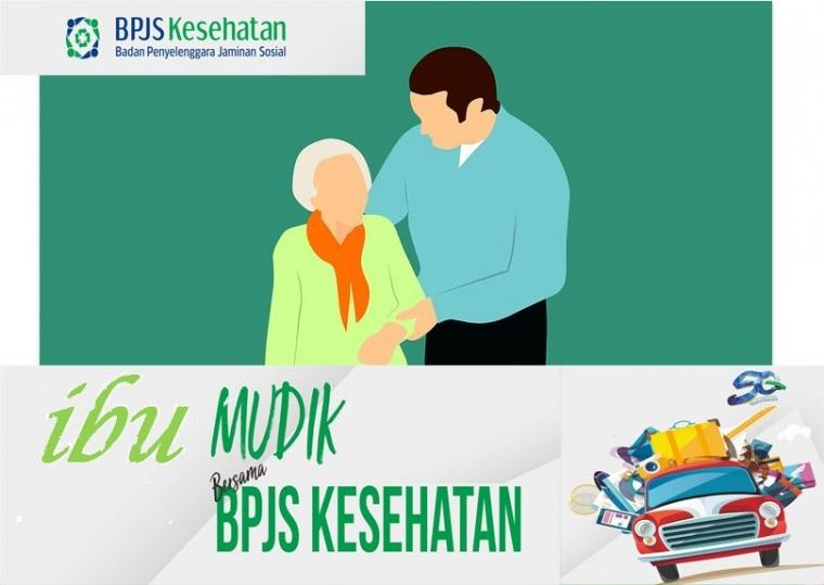 Ibu Mudik Gara-Gara Pelayanan BPJS Kesehatan