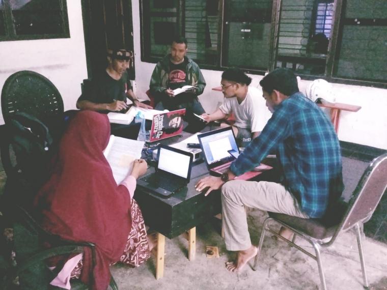 Menakar Tulisan Melihat Perjalanan Penulisan Diskusi Karya Ke Ii