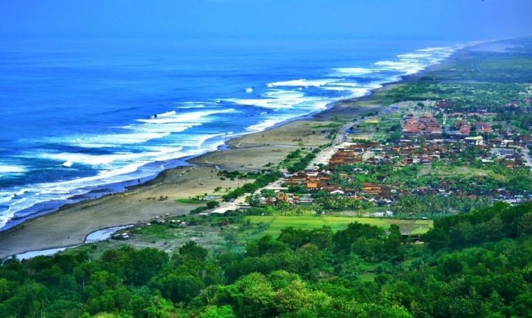 Tsunami Selat Sunda dan Garis Sempadan Pantai yang Tergadai