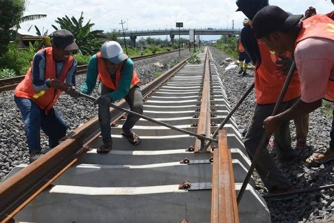 Masyarakat Bantaran Rel Harus Mendukung Reaktivasi Jalur Cibatu-Cikajang