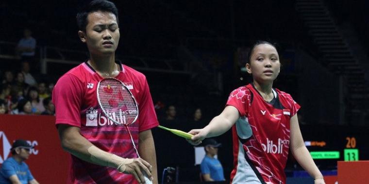 Membuka Tahun 2019, Indonesia Tampil di Sirivannavari Thailand Masters