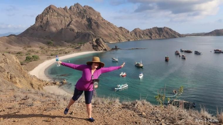 [Trip Labuan Bajo] Pulau Padar yang Tidak Pudar