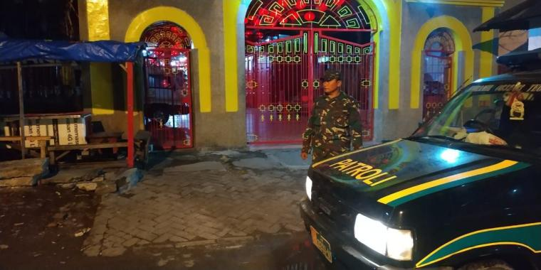 Koramil Tegalsari Menggiatkan Patroli Wilayah