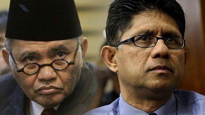 Teror Bom Awal Tahun di Rumah Pimpinan KPK, Ada Apakah?