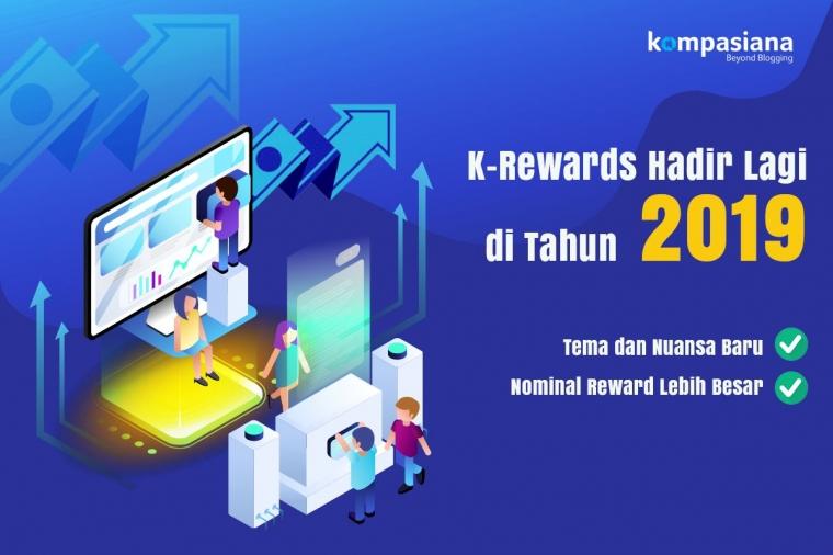K-Rewards  2019, Semakin Variatif, Semakin Banyak!