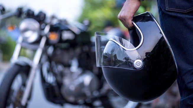 Ternyata, Helm Motor Ada Masa Kadaluwarsanya