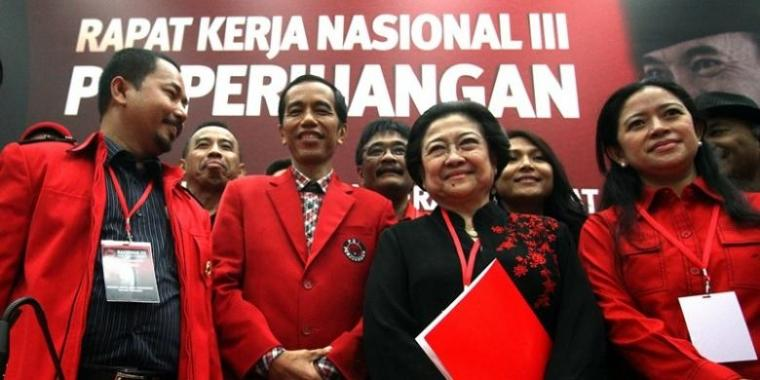 Melirik Kaitan Antara Mega, PDI-P dan Jokowi