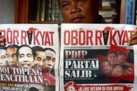 """Timses Jokowi-Ma'ruf Amin Perlu Waspada, Ada Rencana Terbitkan Kembali Tabloid """"Obor Rakyat"""""""